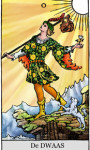 tarotkaarten de dwaas