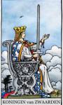 Tarot Zwaarden Koningin