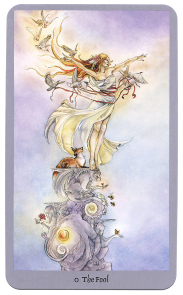 Shadowscapes Tarotkaart De Dwaas