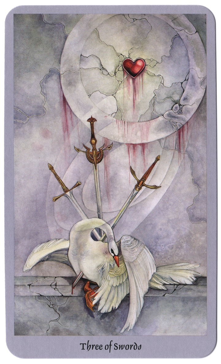shadowscapes tarot zwaarden 3