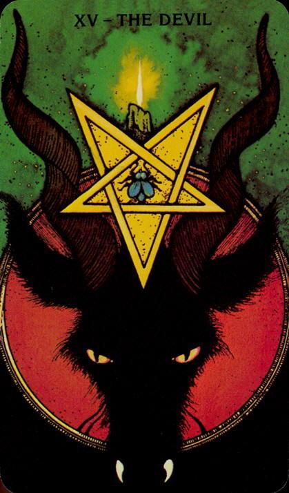 Morgan Greer Tarotkaart De Duivel