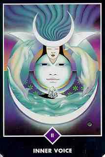 osho zen tarotkaart innerlijke voice