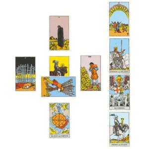 keltisch kruis tarotlezing