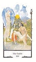 old path tarot de gids matigheid tarotkaart