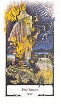 old path tarot toren tarotkaart