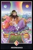 osho zen tarot heer van regenbogen
