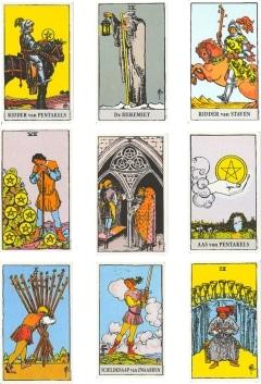 tarotkaarten balans in leven