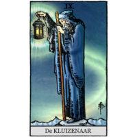 Tarot stap voor stap tarotkaart kluizenaar
