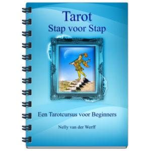 Cursus Tarot voor beginners met huiswerkbegeleiding, tarot stap voor stap, huiswerk bestaat uit echte tarotlezingen voor jezelf en anderen