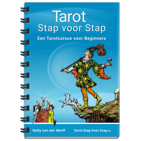 Online Cursus Tarot voor beginners met huiswerkbegeleiding, tarot stap voor stap, huiswerk bestaat uit echte tarotlezingen voor jezelf en anderen