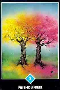 osho zen tarot vriendelijkheid water 2
