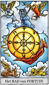 Wat zegt de Tarot? Trek een gratis tarot dagkaart of advieskaart