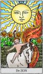 Tarot Online De Zon