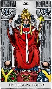 gratis tarot de hogepriester