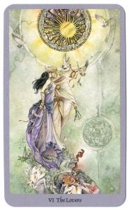 tarotkaarten shadowscapes geliefden