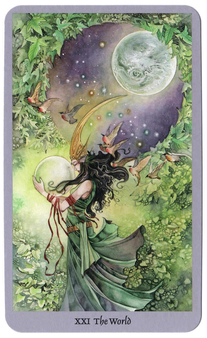 shadowscapes tarot de wereld