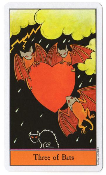 halloween tarot vleermuizen 3