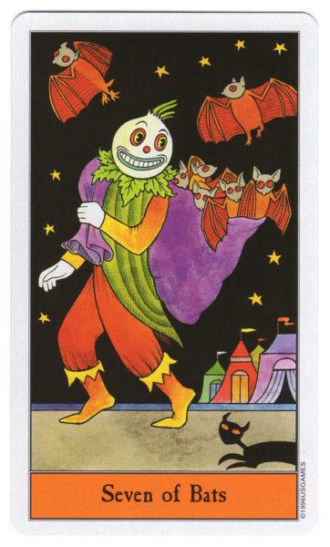 halloween tarot vleermuizen 7