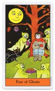 halloween tarot spoken 4