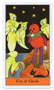 halloween tarot spoken 5