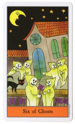 halloween tarot spoken 6