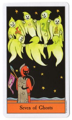 halloween tarot spoken 7