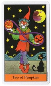 halloween tarot pompoenen 2