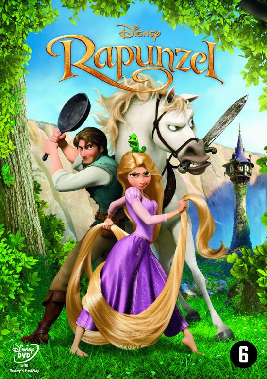 Tangled, Rapunzel - Disney film - schitterend voorbeeld van The Secret in Actie
