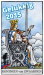 Gelukkig 2015 en Oudejaarsavond op Slot Gladius
