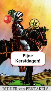 kerstboodschap ridder pentakels