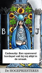 tarot cadeau 02 hogepriesteres