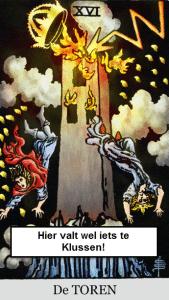 tarot cadeautip de toren