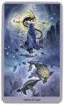 Shadowscapes Tarot - Koningin van Kelken