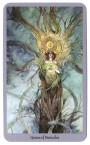 Shadowscapes Tarot - Koningin van Pentakels