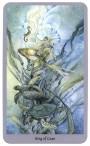 Shadowscapes Tarot - Koning van Kelken
