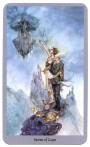 Shadowscapes Tarot - Kelken Zeven