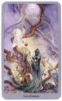 Shadowscapes Tarot - Zwaarden Twee