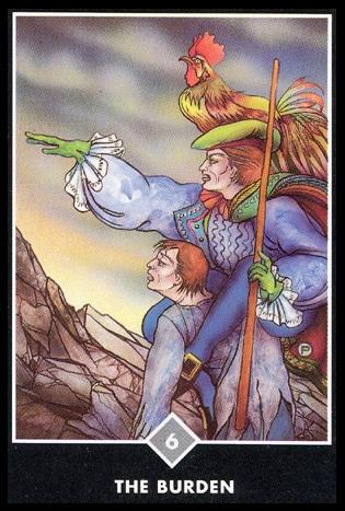 osho zen tarot de last wolken 6