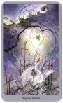Shadowscapes Tarot - Zwaarden Acht