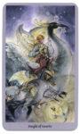 Shadowscapes Tarot - Ridder van Zwaarden