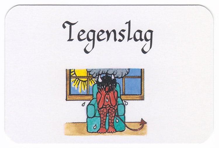 pandorakaart Tegenslag