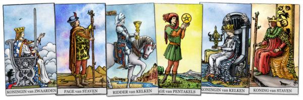 tarot - hofkaarten