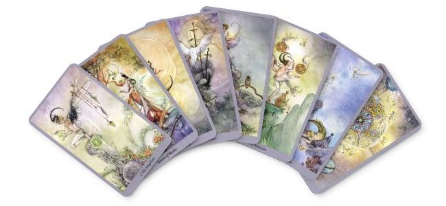 Shadowscapes tarotkaarten