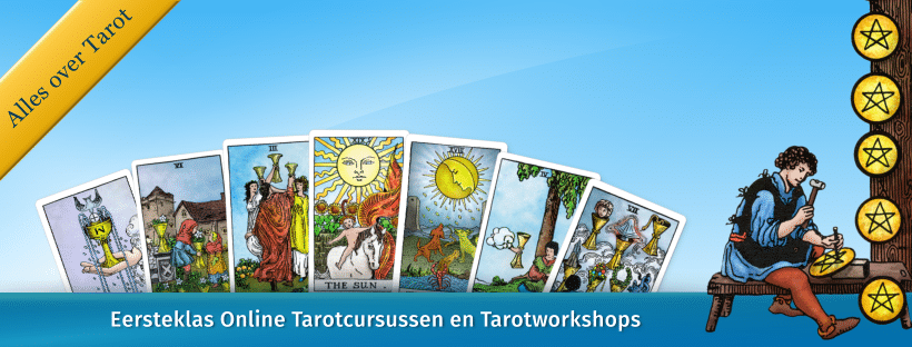 Tarot Stap Voor Stap, de site waar je echt tarotkaarten leert lezen!