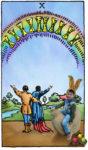 Tarot inspiratie voor Pasen