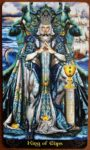 Tarot Illuminati, Koning van Kelken, Eric C. Dunne