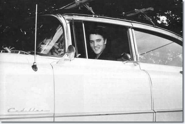 Elvis, mijn gids.