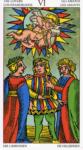 06 geliefden Universal Tarot Marseille