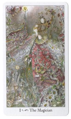 Tarotkaart De Magiër Paulina Tarot