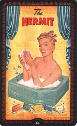 Housewives Tarot Heremiet